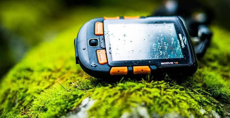 Handheld Marine GPS