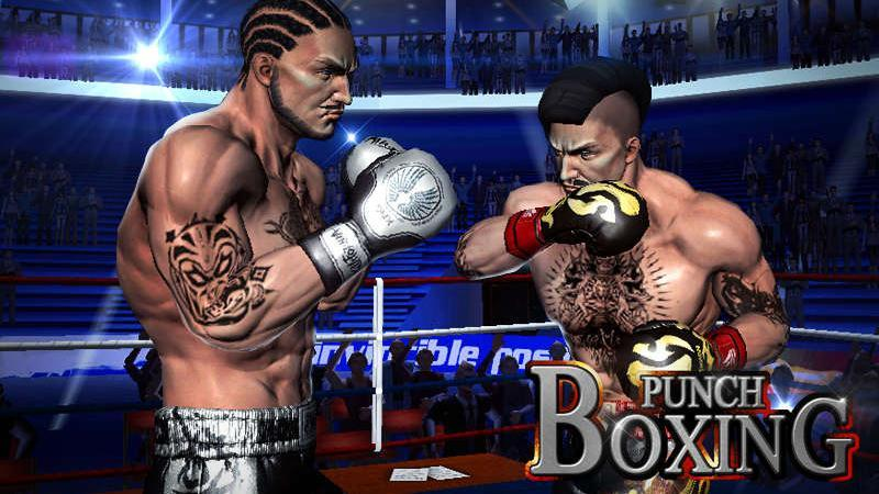 best android boxing games