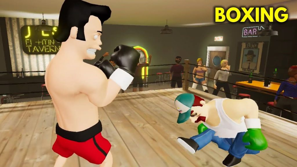 6 Best Android Boxing Games 2021