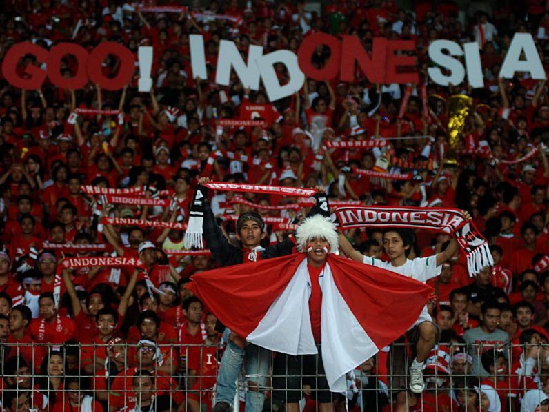 The Best Football Supporter in Indonesia