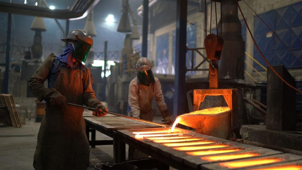 Karakteristik Aluminium